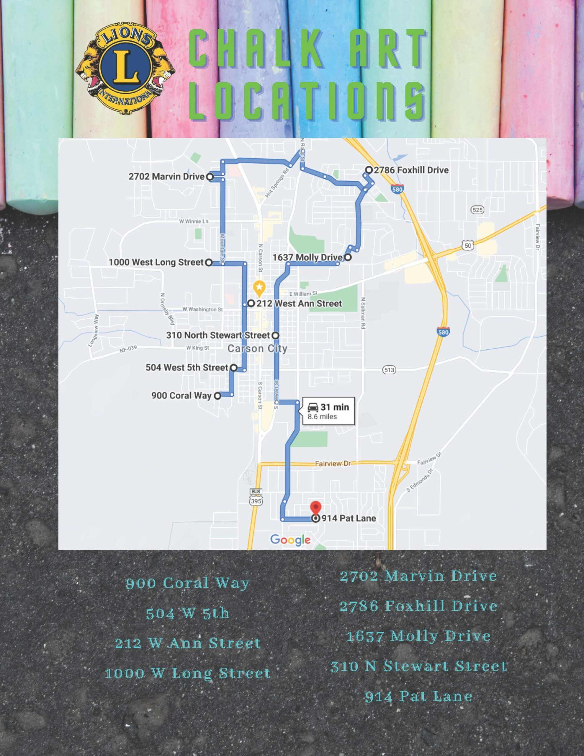 Chalk Art Contest Map_Page_1